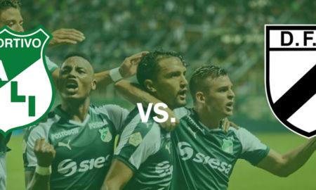 Deportivo Cali vs Danubio
