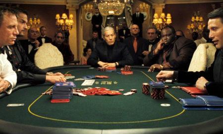 ¿Quiénes van al Casino?