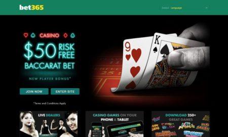 ¿Cómo jugar en el casino de Bet365?