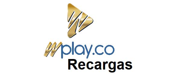 ¿Cómo solicito una recarga de Wplay por internet?