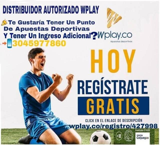 ¿Cómo ser distribuidor de Wplay?
