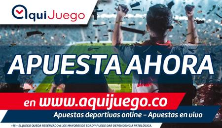 ¿Cómo apostar en Aquijuego.co?