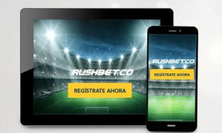 ¿Qué apuestas deportivas hay en Rushbet.co?