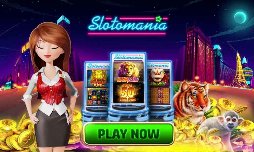 ¿Cómo descargar Slotomania para celular?